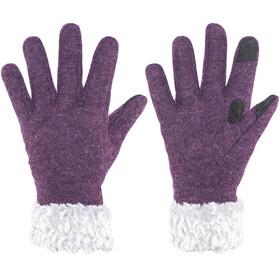 VAUDE Tinshan III Handschoenen Dames violet